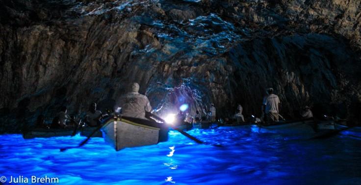 Capri-Blue Grotto