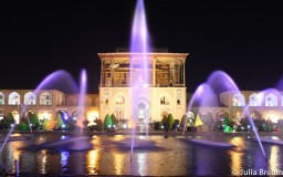 Esfahan Square by night (1 von 1)