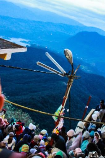 Arthur's Peak - Sri Lanka