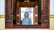 Buddha in Temple
