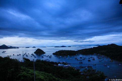 Bay of Labuan Bajo