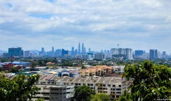 Petronas Towers of KL