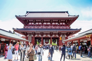 Sensō-ji Tempel