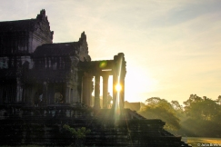 Temple of Angkor Wat