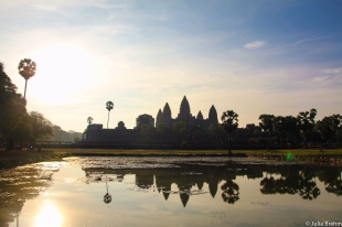 Temple of Angkor Wat